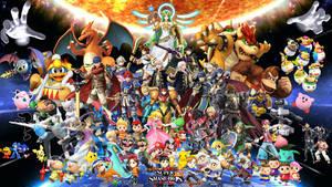 Super Smash Bros. - 17 Years! by ClariceElizabeth