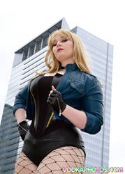 Black Canary 2 by BlackMesaNorth