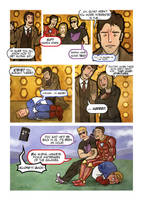 Doctor Who 1/2 by ADDICT-Se