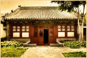 Wen Tianxiang Temple Beijing China by davidmcb