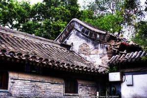 Keyuan Garden Beijing China by davidmcb