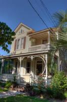 Victorian Home Cape Fear Wilmington North Carolina by davidmcb