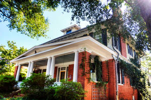 Victorian Home Cape Fear Wilmington by davidmcb