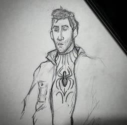 Peter Parker by Short-Change-Hero