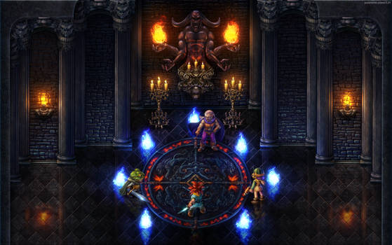 Chrono Trigger Remastered by Elemental79