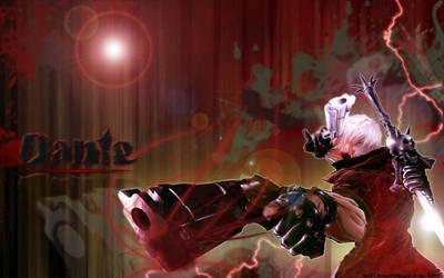 Dante Wallpaper by IKT92