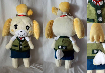 Isabelle by Zareidy