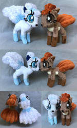 FOR SALE: Darling Vulpix Pair by Zareidy