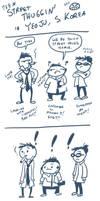 Korea Adventures: Street Thugs by RomanJones