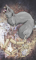 Death Rat by RomanJones