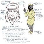 Josephine Mink character details by RomanJones