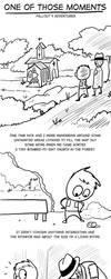 Fallout Comics 16: One of Those Moments by RomanJones