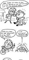 Fallout Comics 31: Thundercat by RomanJones