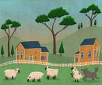 Just a Cute Pastoral by RomanJones