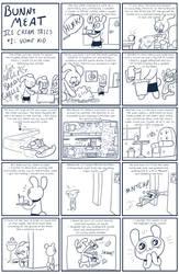 Bunny Meat: Ice Cream Tales #1 by RomanJones