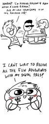 Fallout Comics #59: Controls by RomanJones