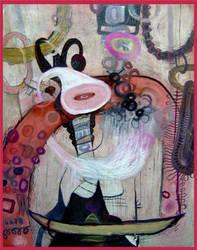 pink sabotage by jiggercruz