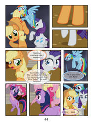 MLP: IvH page 44 by AppleStixTime