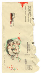 envelope, envelop by mutsy