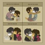 kiss meme by mutsy