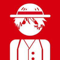 Durarara avatar- Luffy by BittersweetHorizon