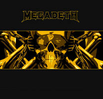 my megadeth thingy by FuckReality