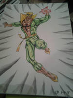 Iron Fist by justjoshin74