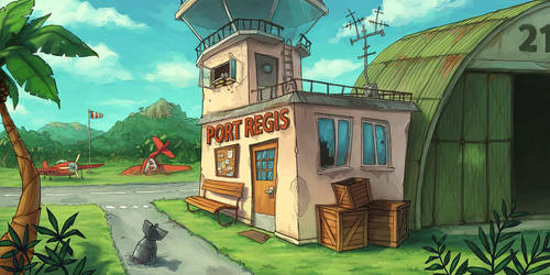 Tommy Hurricane: Escape from Port Regis by Nedraed