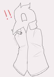 Guy sketch by peachpepsi