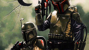 Star Wars-Mandalorians by TheRenegade01