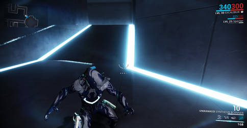 Tron World??? (Warframe) by TheRenegade01