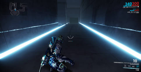 Tron World??? 2 (Warframe) by TheRenegade01
