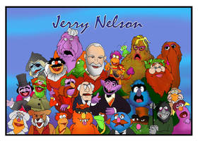 In memory of Jerry Nelson by raggyrabbit94