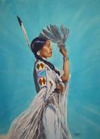 The Feather Dance by Eddyfying