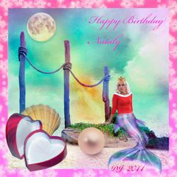 Moon Beams Gift by starlight2infinity
