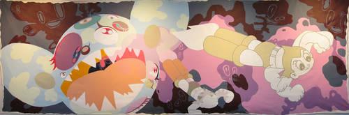 Murakami Tezuka Homage by anxiolytics