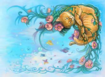 Lukeriya's dreams by Yullapa