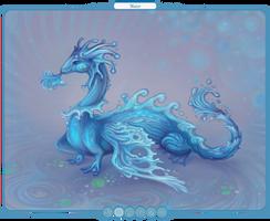 Chimera of Water by Yullapa
