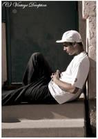 Richie, Alone. by vintagedeception
