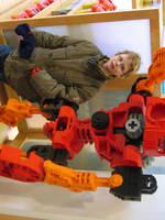 Lego Bionicle by Shuey