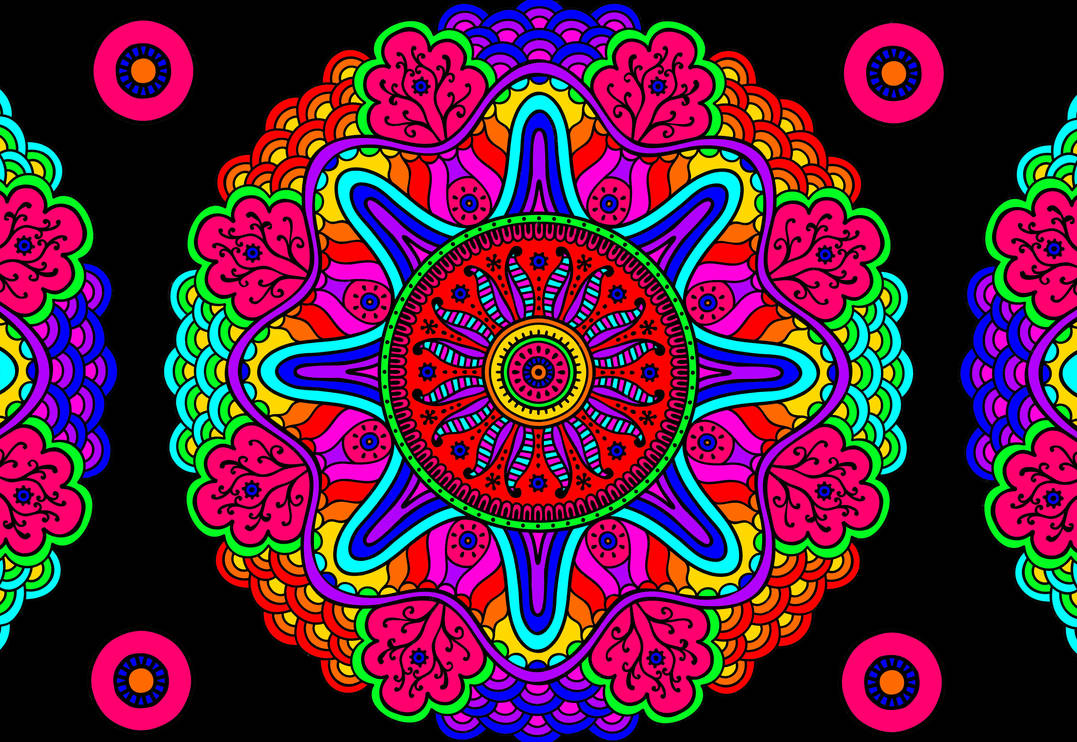 Second coloring book picture by Shuey