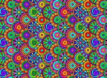 Ninth coloring book picture (Extreme Lollipops) by Shuey
