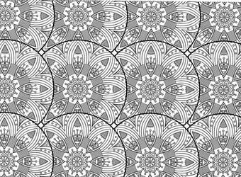 Alien Discs Blank Template by Shuey