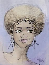 1970's hair by Dayana714