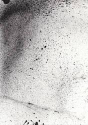 Ink Splats - 1 by shamanau