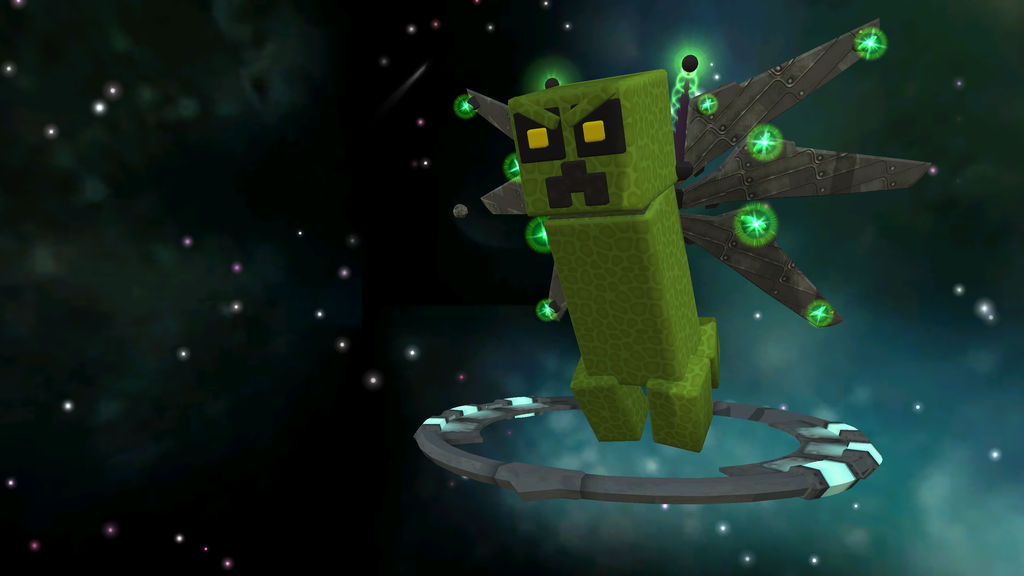 Spore Space Creeper By Rainbowdragon14 On Deviantart