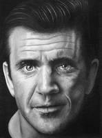 Mel Gibson by shonechacko