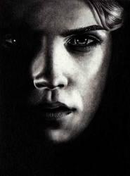 Hermione by shonechacko