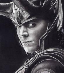 Tom Hiddleston : LOKI by shonechacko