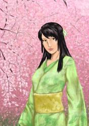 Agasha Kagami by Faily-chan